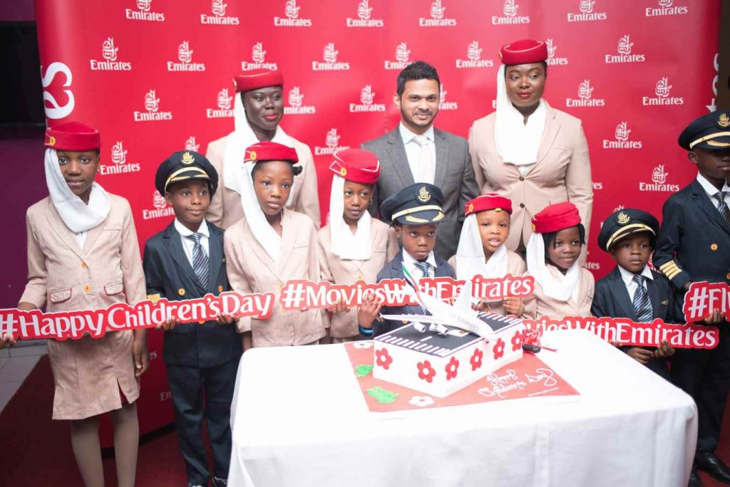Emirates Children's Day