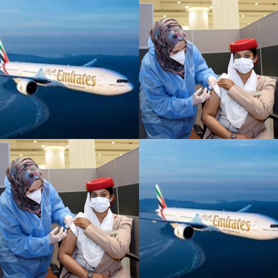 Emirates Group rolls out COVID-19 vaccination