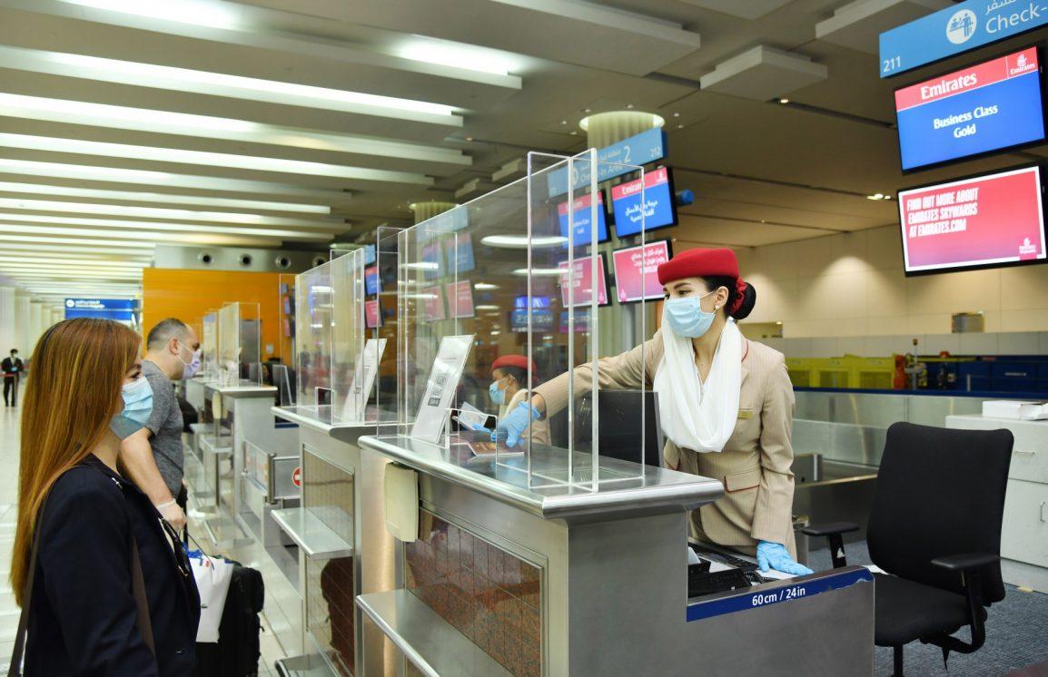 Emirates expands IATA Travel Pass