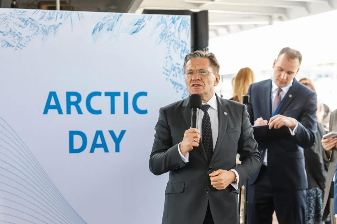 agreement on environmental impact assessment in Arctic